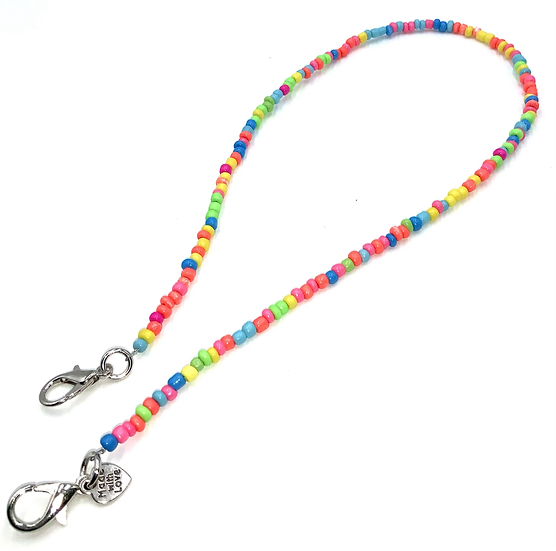ONE AND DONE - MULTI NEON SEED BEADZ