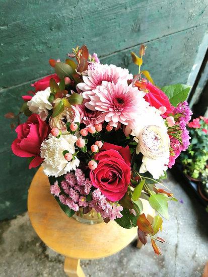 Bouquet Rosa M