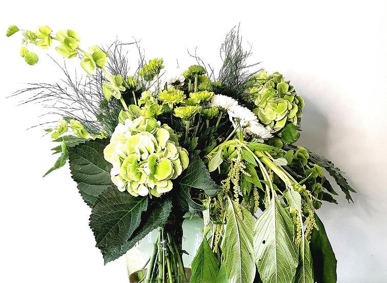 Bouquet Monocromático M