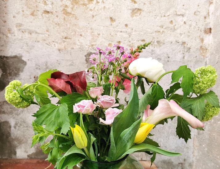 "Bouquet ""L'innocence"""