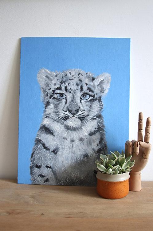 Snow Leopard Original