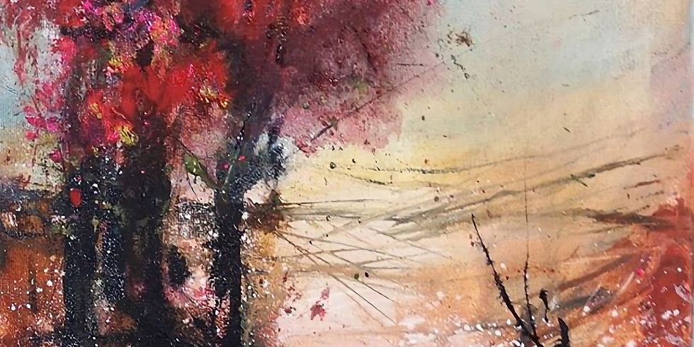 Expressive landscape painting (1)