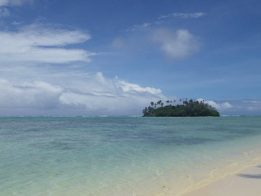Holiday in Cook Islands Part 1     雨のラロトンガ