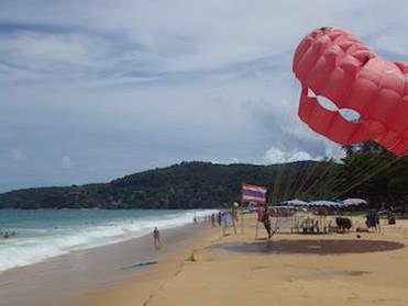 Holiday in Phuket, Thailand       Part 1      Karon, Kata, Patong Beach