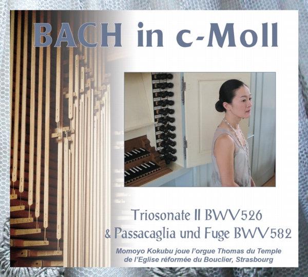 BACH in c-Moll