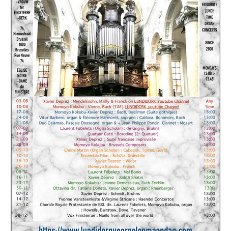 Some organ music!