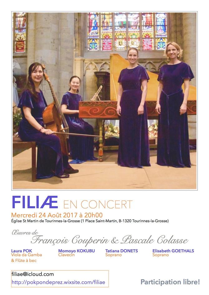 Meet FILIÆ in august