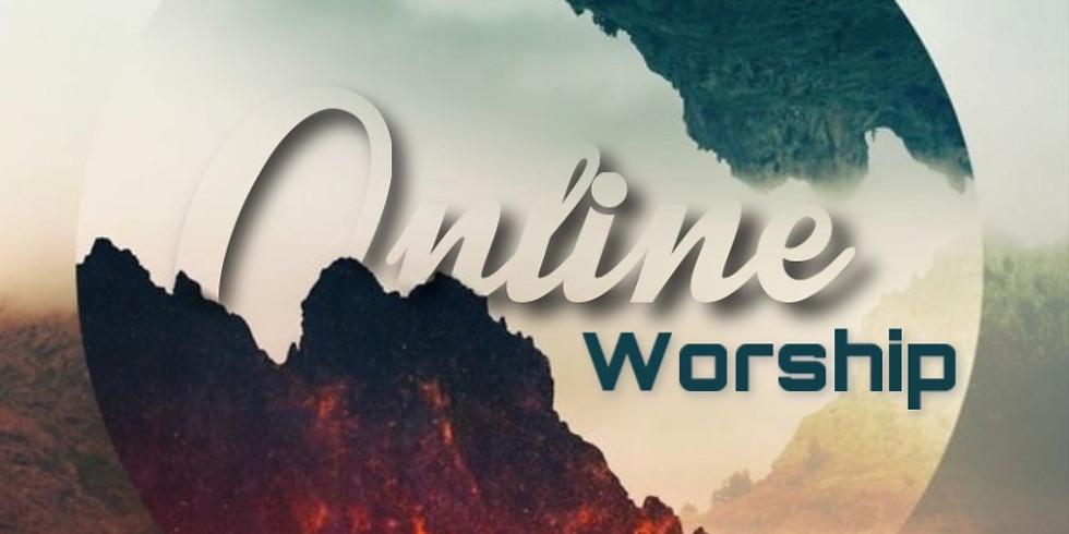 Sunday Online Service /  Culto Online Domingo