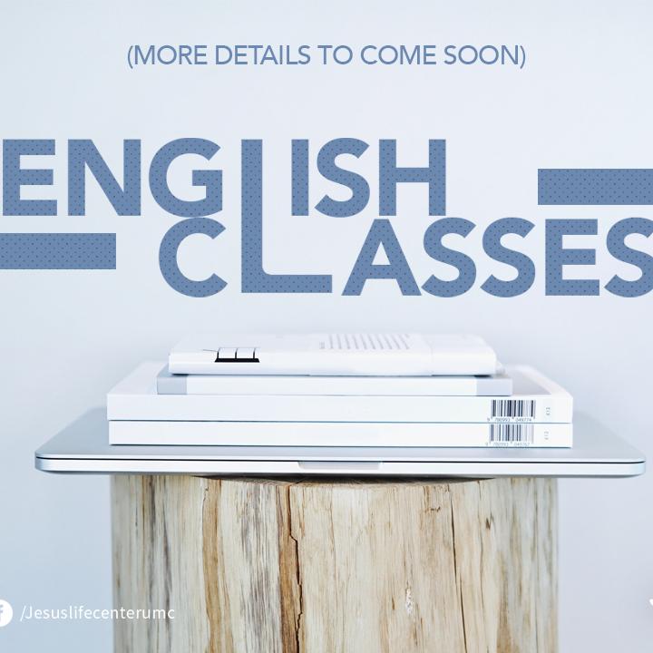 Classes de Inglês