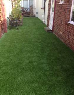 Bark Yard Garden 1