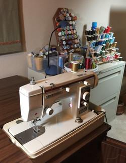 New Home and thread