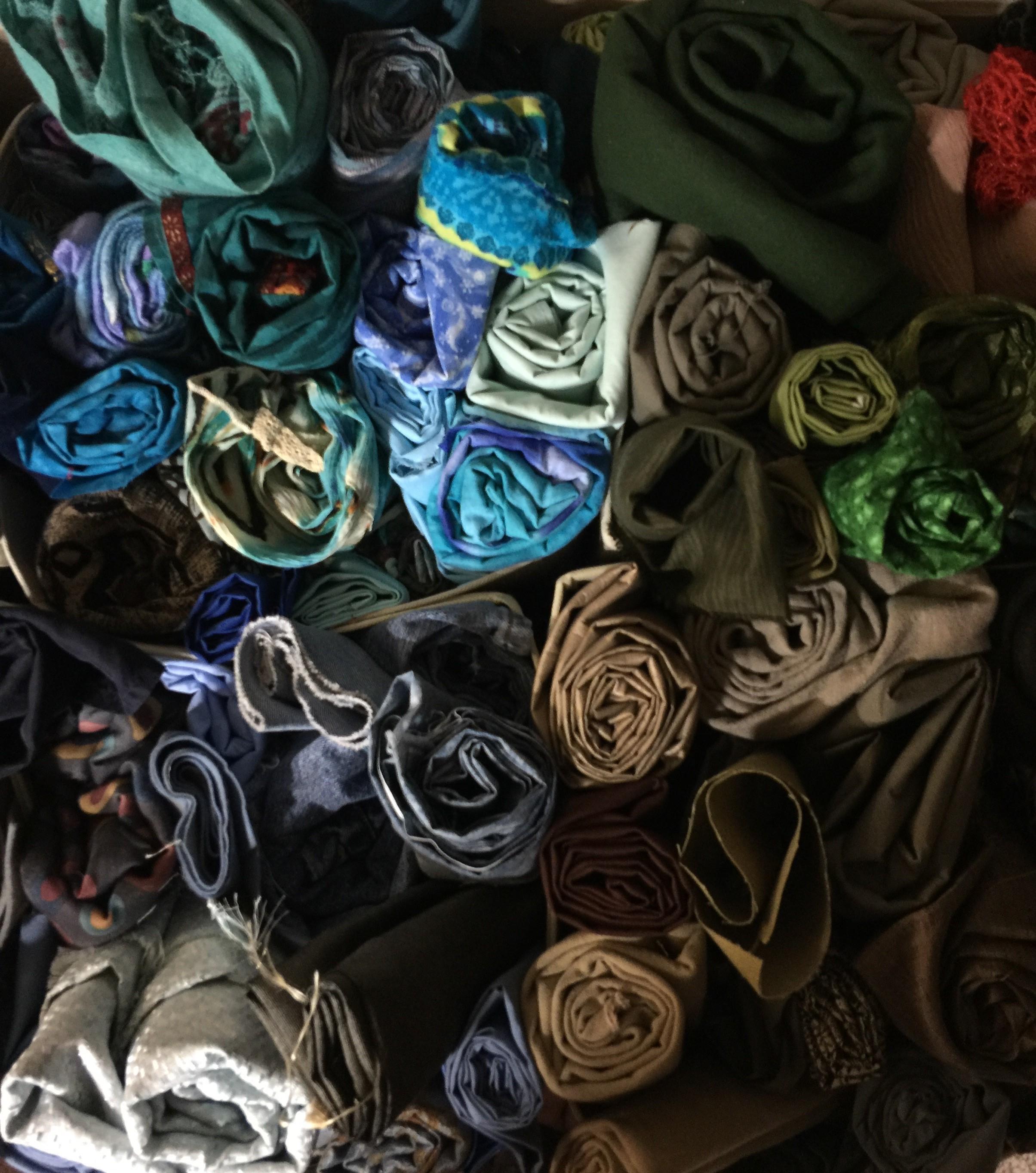 fabric rolls 1