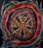 Red Nebula -        2018  36w x 39h.jpg