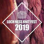 Loch Ness Knit Fest logo