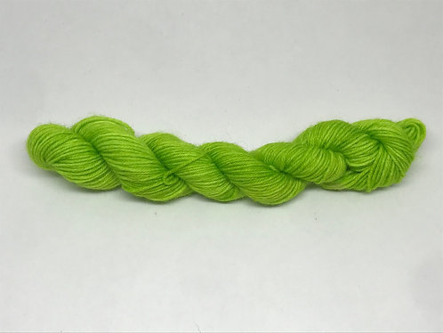Peridot - dyed to order