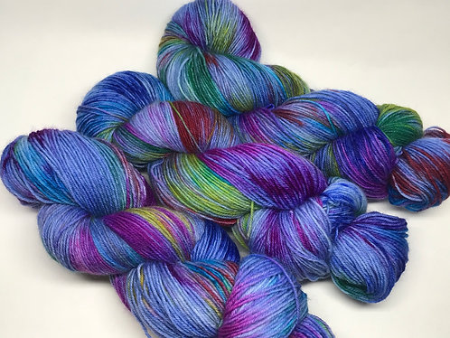 Ajna - dyed to order