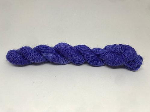Lobelia - dyed to order