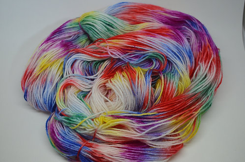 Clowning around - dyed to order