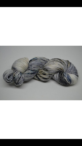 Wolf Grey Sky - dyed to order