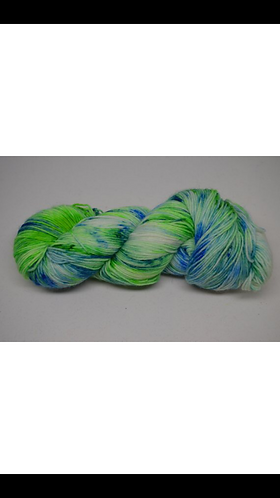 Peacock Plumage - dyed to order