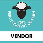 Perth Festival of Yarn logo