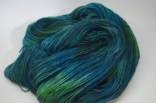 Nessie - dyed to order