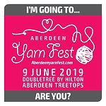 Aberdeen Yarn Fest logo