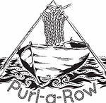 Purl a Row yarn shop logo