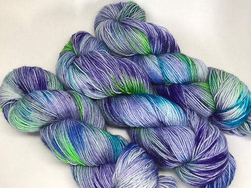 Pisces - dyed to order