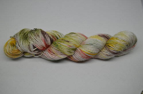 Hints of Autumn - dyed to order