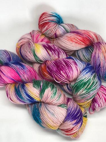 Aquarius - dyed to order