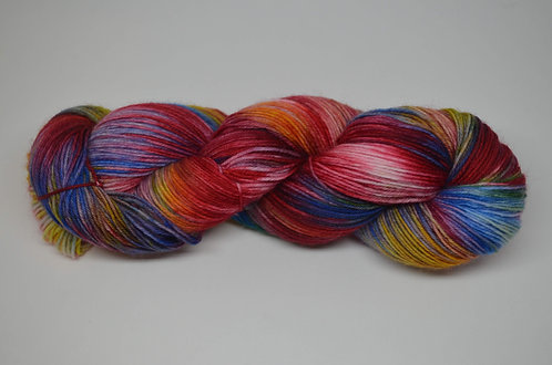 Rainbow Bright - dyed to order