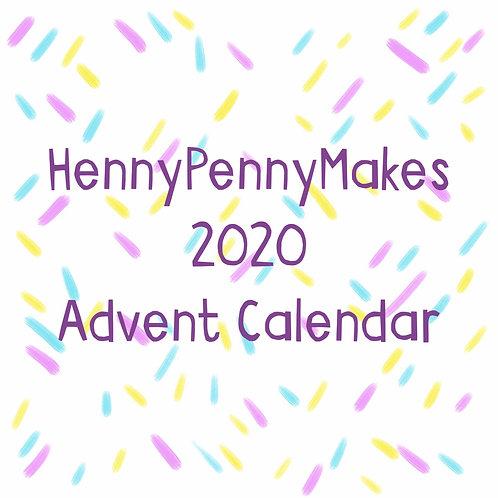 PREORDER - 2020 Advent Calendar