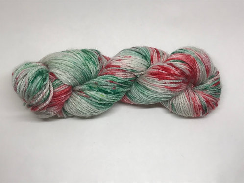 Berry Christmas - dyed to order