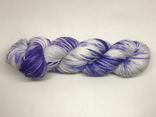 Pansy petals - dyed to order