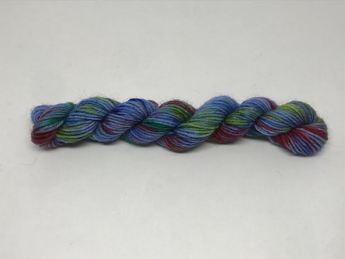 Makes a Merry Christmas - dyed to order