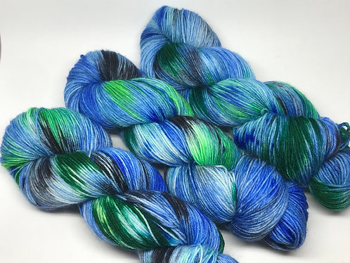 Virgo - dyed to order