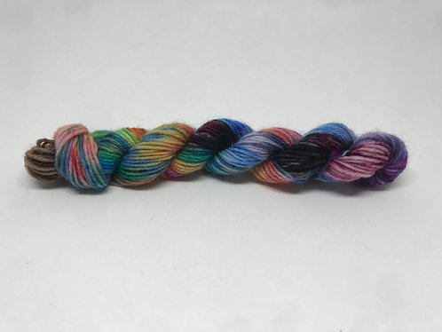 What's in your tin? - dyed to order