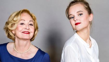 Humo: Leah Thys en Elise Roels