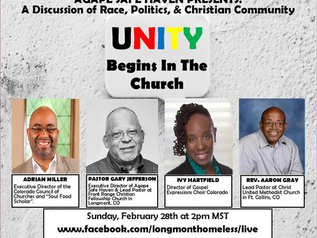 UNITY Begins in the Church