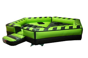 Inflatable Sweeper Bed Small