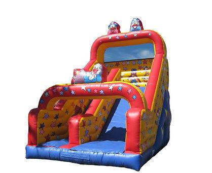 Circus Clown Slide