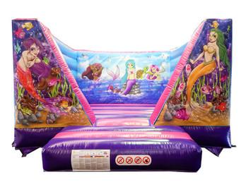 Mermaid-theme V-Bouncer for sale
