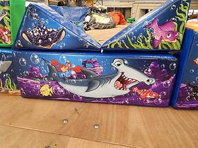 Soft Play - Standard Piece Set Undersea