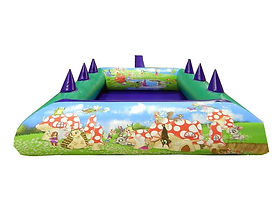 Cute Faires and Woodland theme ball pond