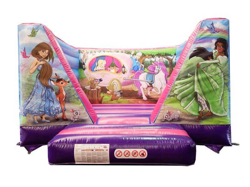 Princess-V-Bouncer Changeable Panel