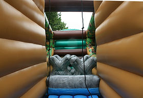 Ultimate Bootcamp Challenge Inflatable