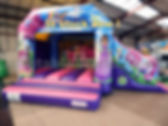 Unicorn Bounce and Side Slide Combi