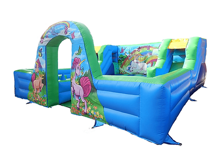 Twin Slide Tots Play Centre