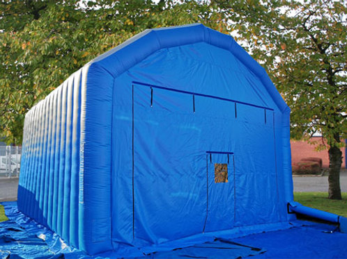 Inflatable Building - standard design - for sale by Inflatable World